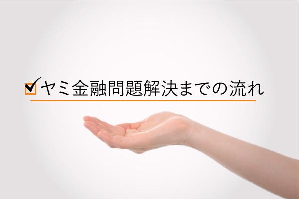 8-3_ヤミ金融問題解決まで